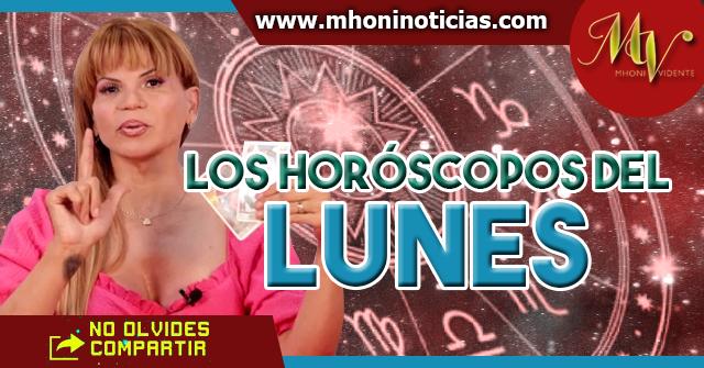 Los Horóscopos del LUNES 22 de FEBRERO del 2021 - Mhoni Vidente