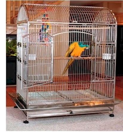 Stainless Steel Grade 304 Used For Bird Cages Is Really Good