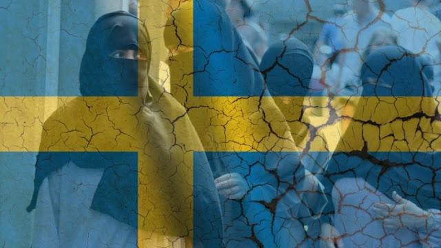 Η ισλαμοποίηση της σουηδικής κοινωνίας