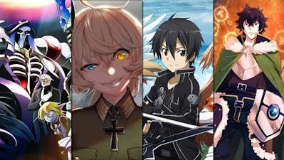 Kenapa Anime Isekai Lebih Laku Meskipun Ceritanya Mainstream?
