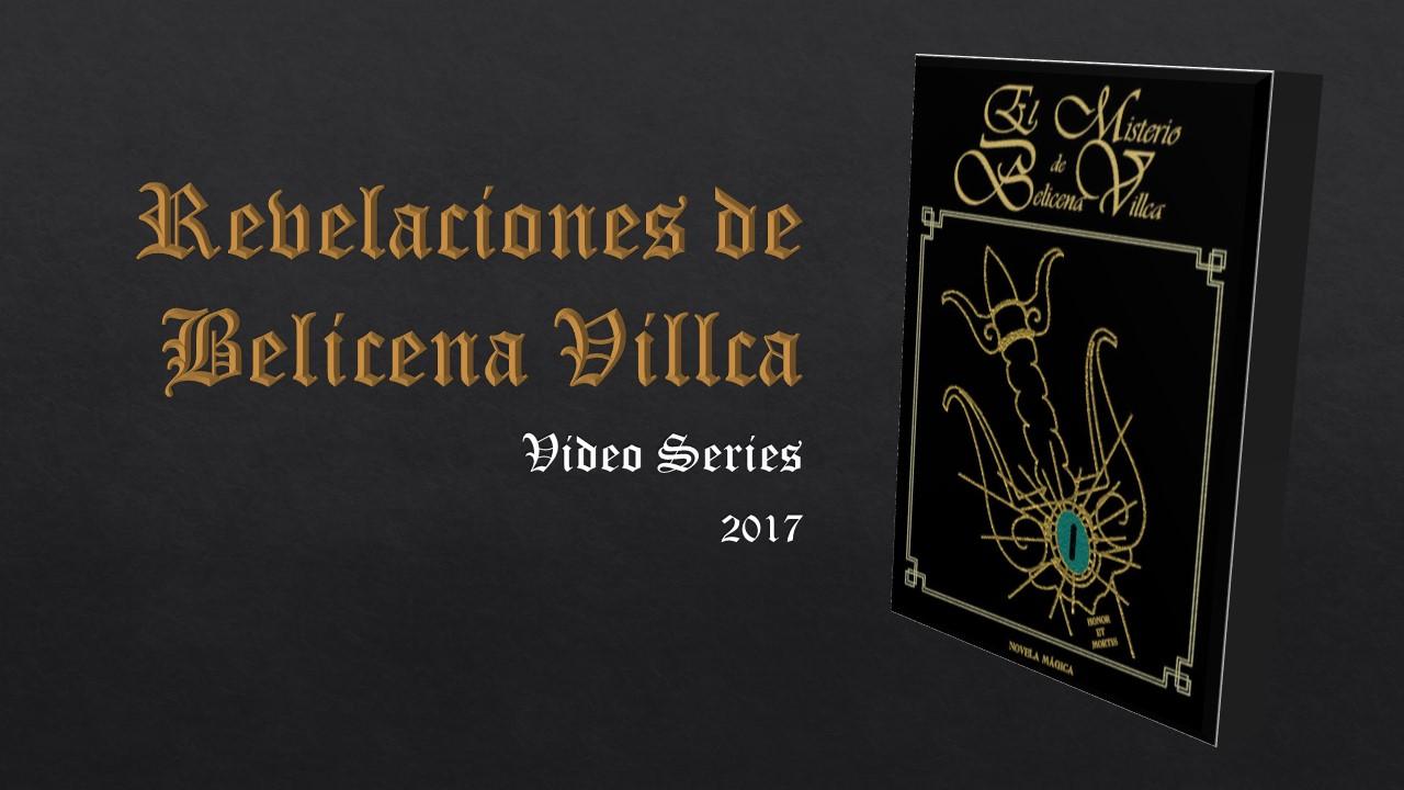 Editorial De La Casa De Tharsis: EL MISTERIO DE BELICENA