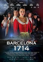 Estrenos cartelera 20 Septiembre. Barcelona 1714