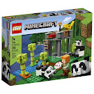 Minecraft The Panda Nursery Regular Set