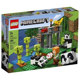 Minecraft The Panda Nursery Lego Set