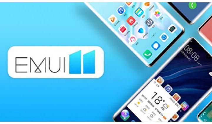 HUAWEI تكشف عن تحديثات تطبيق EMUI 11  قادمة