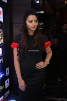 Meghana Gore looks super cute in Black Dress at IIFA Utsavam Awards press meet 27th March 2017 31.JPG