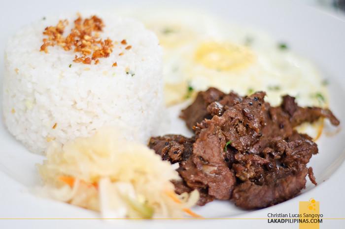 Estancia Tagaytay Breakfast