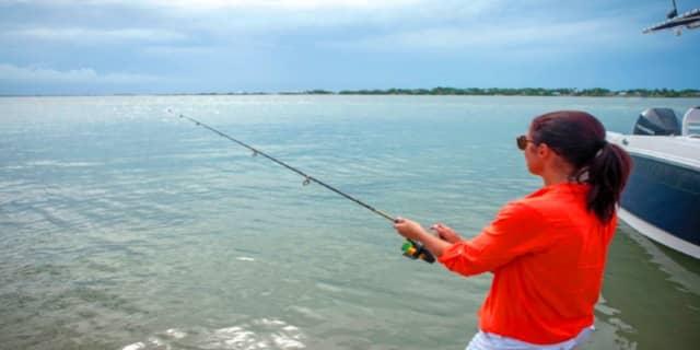 Mancing di Pulau Tunda