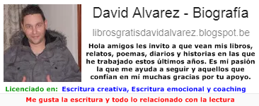 Biografía - David Alvarez