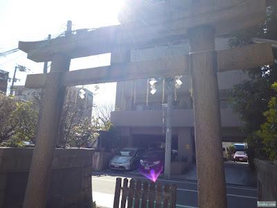 富島神社鳥居