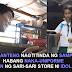 Watch: Estudyanteng Nagtitinda ng Sampaguita Habang Naka-Uniporme, Binigyan ng Sari-Sari Store ni IDOL Raffy