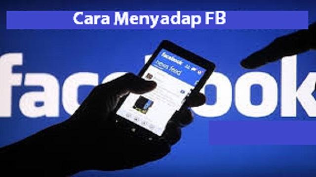 Cara Menyadap FB