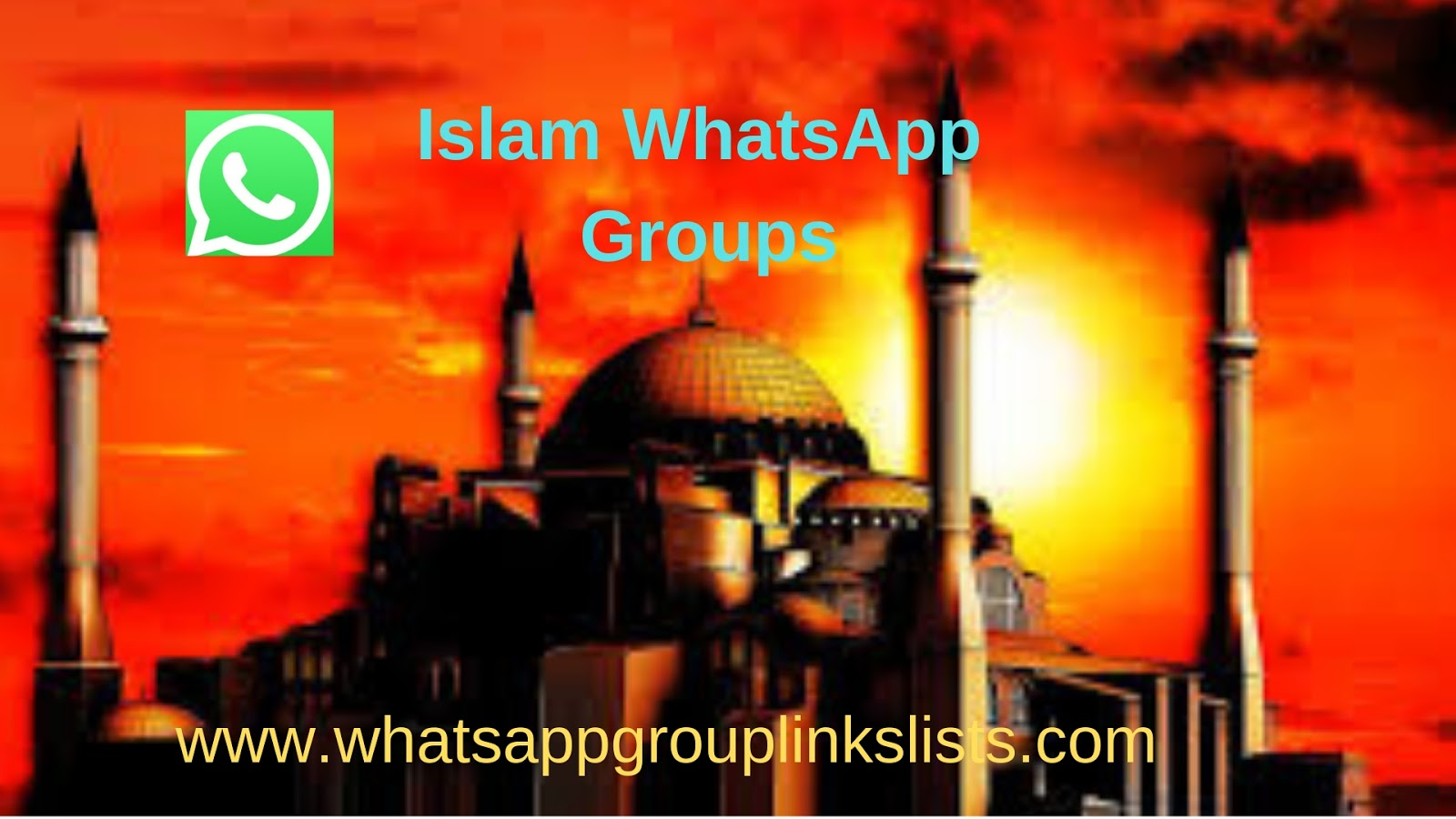 Join Islam WhatsApp Group Links List