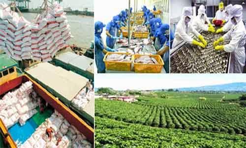 Sản xuất nông - thủy sản