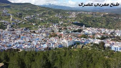 أجود المأكولات الشهية في اجمل المناطق السياحية في المغرب