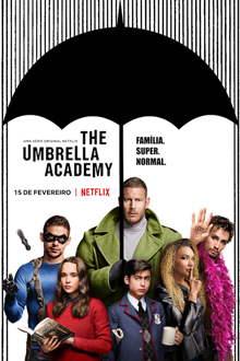 Série The Umbrella Academy Assistir