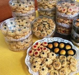 kue kering khas lebaran bisnis kuliner saat ramadhan