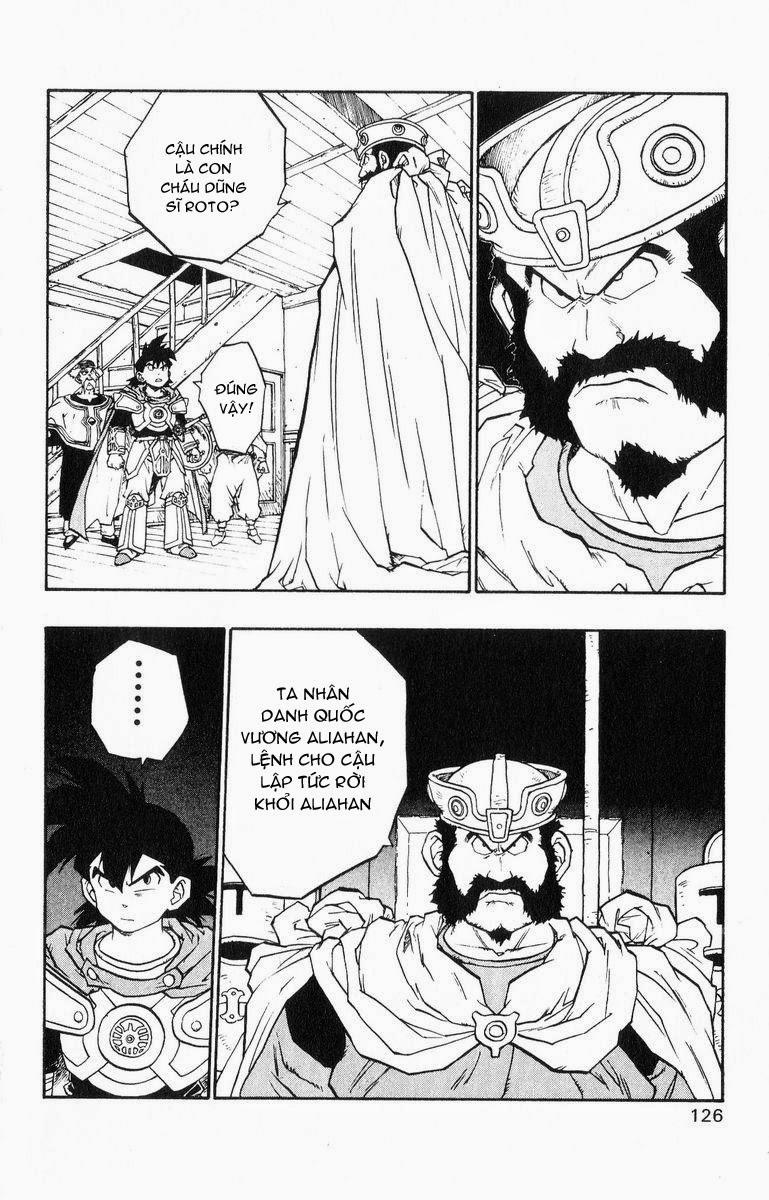 Dragon Quest: Emblem of Roto chapter 25 trang 18