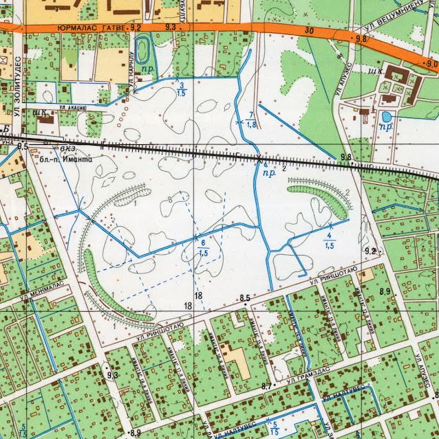 Карта Золитуде