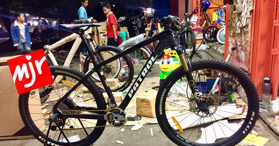 Toko Sepeda Online Majuroyal: Sepeda Mtb Frame Patrol