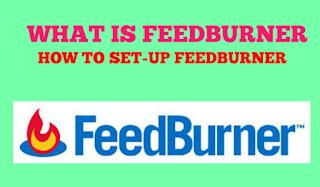 What is FeedBurner How to Create Account FeedBurner