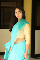 Radhika Mehrotra in Green Saree ~  Exclujsive Celebrities Galleries 039.JPG