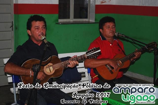 Encontro de Violeiros com participação de Zé Viola e Valdir Teles