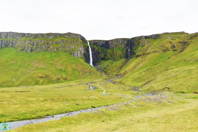 Grundarfoss en Snaefellsnes, Islandia