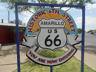 route 66 amarillo