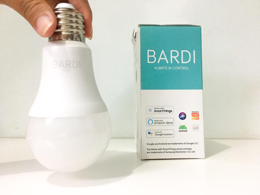 light bulb smart living