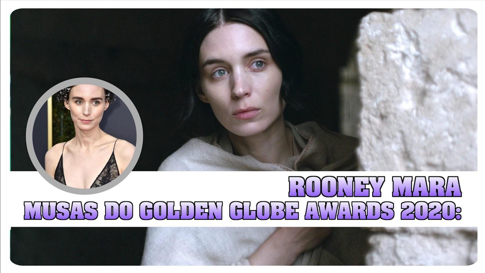 rooney-mara-golden-globe-awards