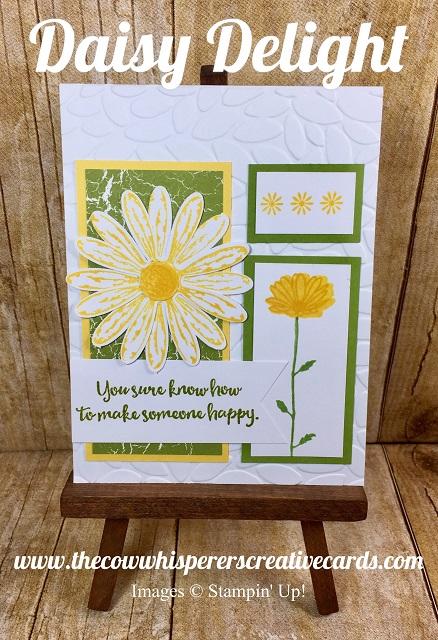 Daisy Delight, Daisy Punch, Card, Bundle