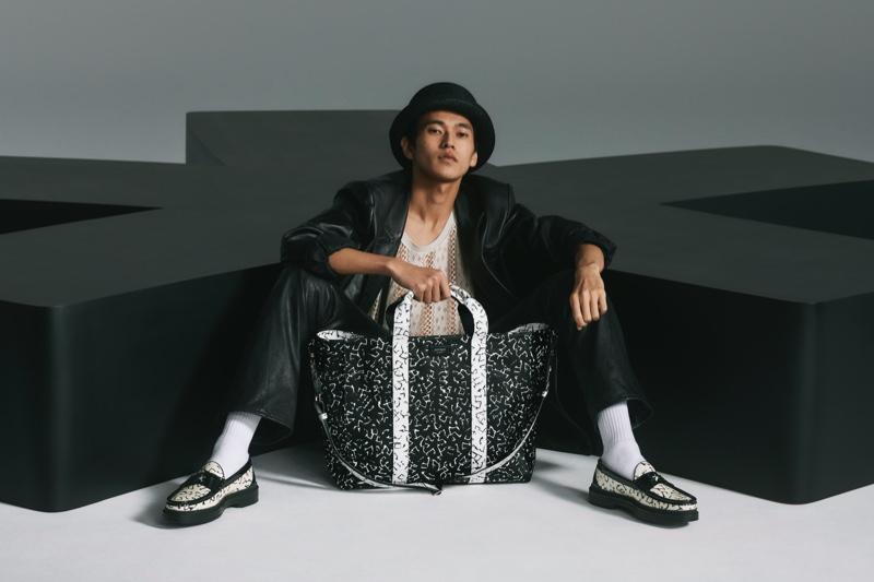 Jimmy Choo x Eric Haze Collaboration
