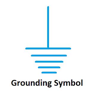 electrical grounding symbol