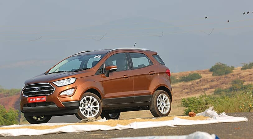 Ford Ecosport Launch Live