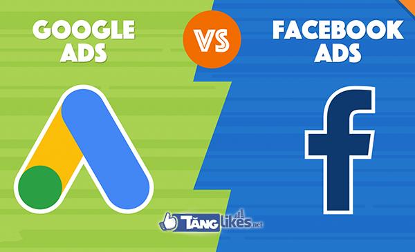 Quảng cáo facebook ads và google ads