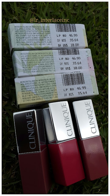 Clinique Pop Lip Colour + Primer www.modenmakeup.com