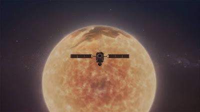 A sonda NASA e ESA Solar Orbiter será lançada no domingo