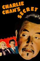 Póster película El secreto de Charlie Chan