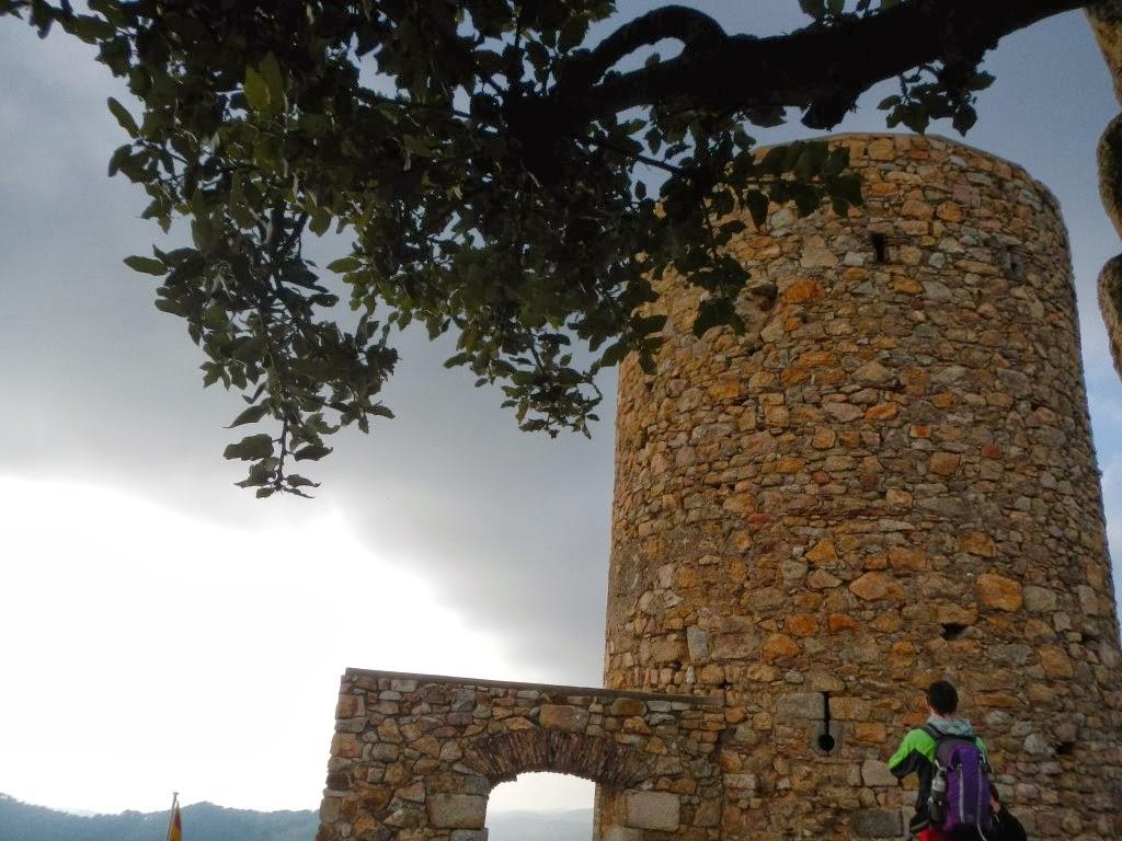 Castillo de Burriac o de Sant Vicenç