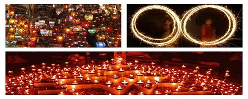 جشنواره نور دهلي