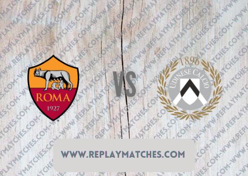 Roma vs Udinese Full Match & Highlights 23 September 2021