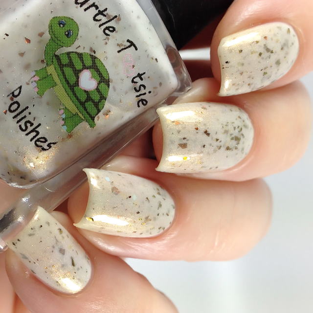 Turtle Tootsie Polishes-Bacon Martini