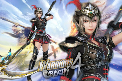 How to Free Download and Play Game Warrior Orochi 4 on Computer PC or Laptop