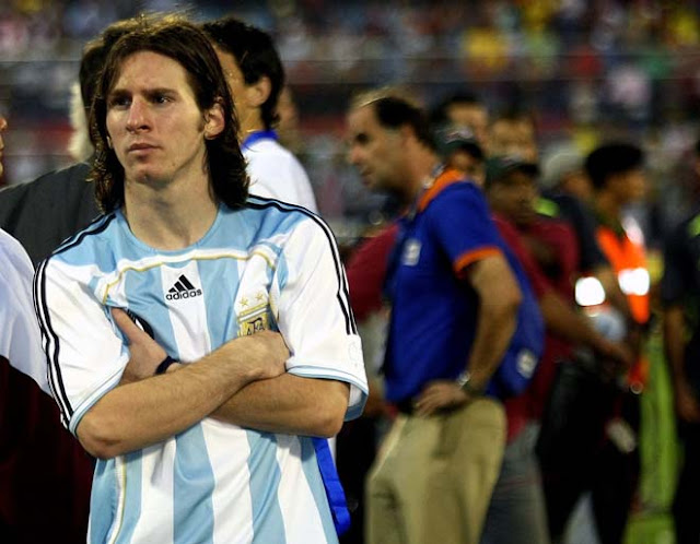 Siêu kinh điển Brazil - Argentina: 12 năm căm hờn, Selecao sẽ lại chôn vùi Messi? 2