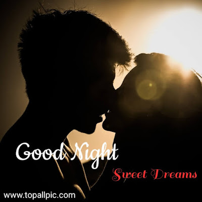 wishes romantic good night sweet dreams images for lover