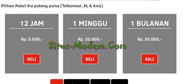 Ini Loh Cara Daftar WIFI ID Menggunakan Nomer Telkomsel, XL, AXIS, dan Indosat