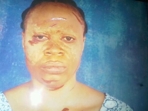 woman beaten husband family ijebu ode