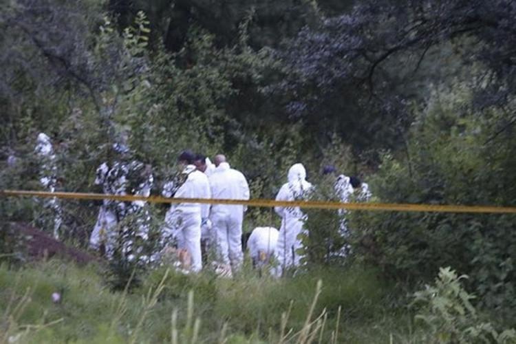Policía Estatal localizan narcocampamento destinado para torturar y sepultar victimas en Tamaulipas.