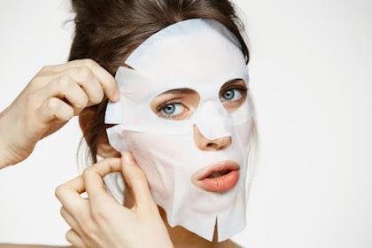 Efek Samping Pakai Sheet Mask Mengandung Steroid